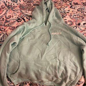 Jackets & Blazers - sisters hoodie